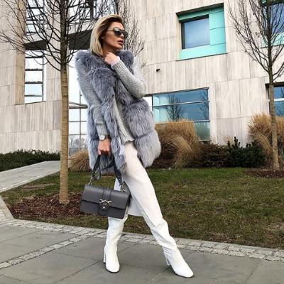 Moda – sztuczne futra znowu trendy