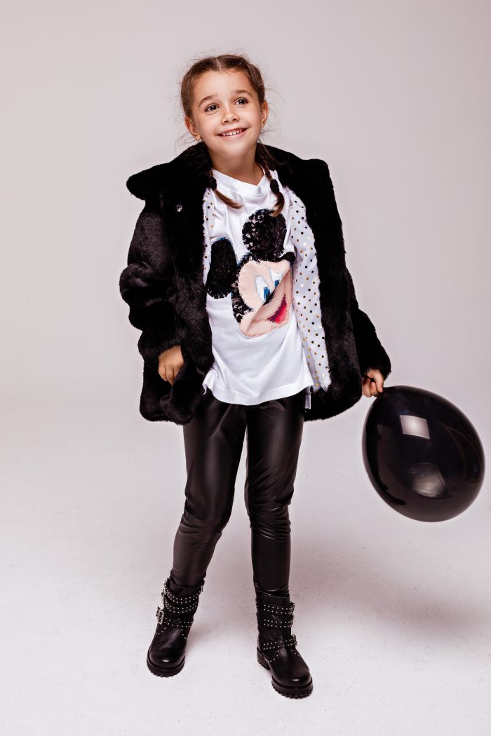 Futerka dla dzieci od SMOKEFURS są idealne dla każdej modnej dziewczynki.