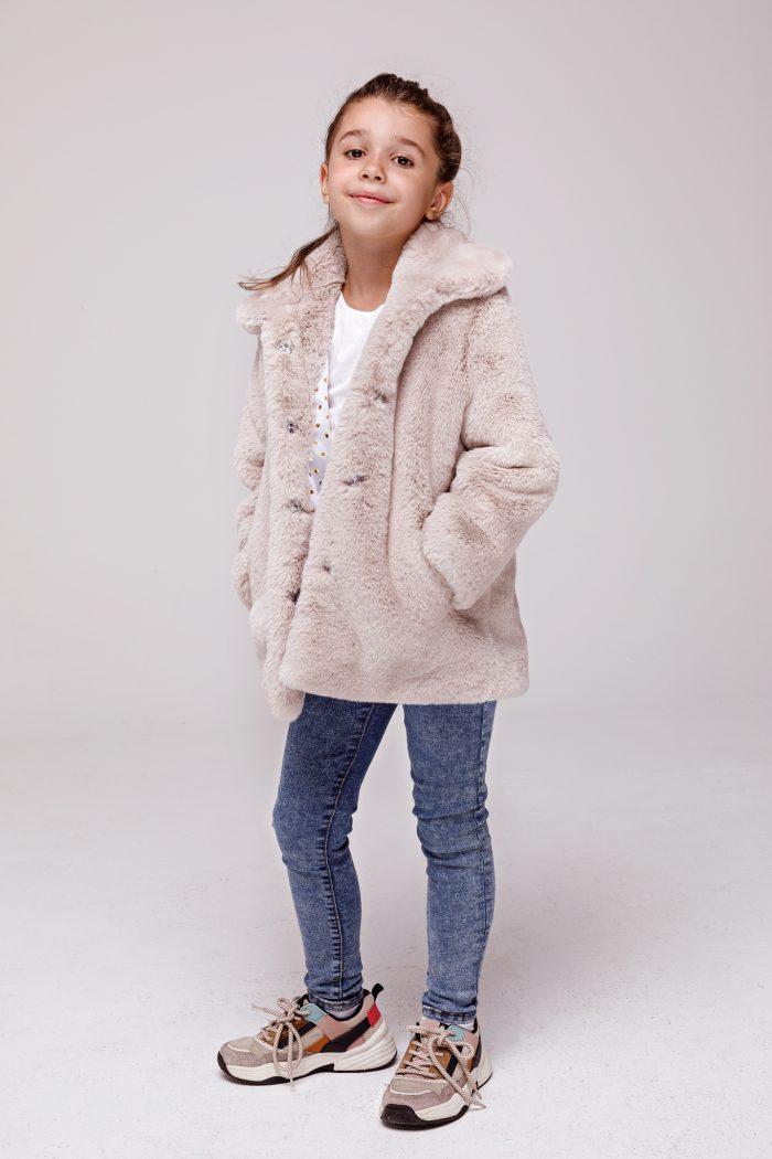 Limitowana kolekcja SMOKEFURS KIDS dla modnych dziewczynek.