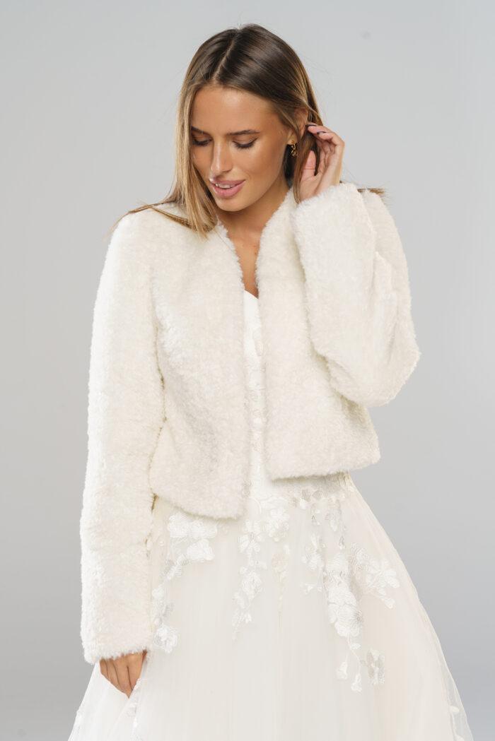 Najnowsza ślubna kolekcja futerek dostępna już na Smoke Furs